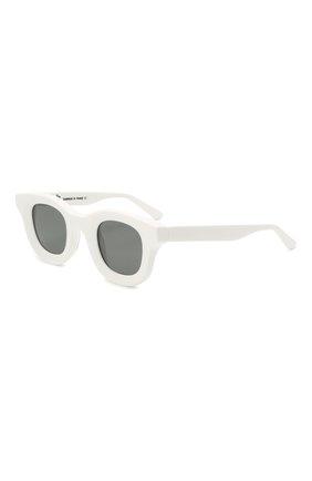 Женские солнцезащитные очки THIERRY LASRY белого цвета, арт. RH0DE0 000   Фото 1