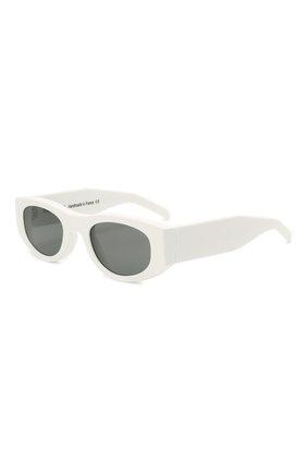 Женские солнцезащитные очки THIERRY LASRY белого цвета, арт. MASTERMINDY 000   Фото 1