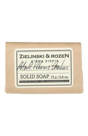 "Твердое мыло ""199"" black vetiver & amber ZIELINSKI&ROZEN бесцветного цвета, арт. 4627153153504 | Фото 1"