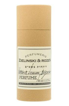 Духи концентрированные vetiver & lemon, bergamot ZIELINSKI&ROZEN бесцветного цвета, арт. 4603720459071 | Фото 2