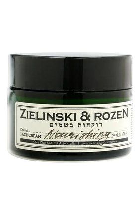 Питательный крем для лица ZIELINSKI&ROZEN бесцветного цвета, арт. 7290116440163 | Фото 1
