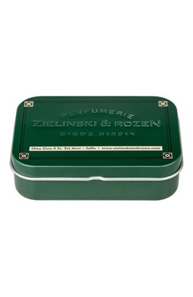 Твердое мыло black pepper & amber, neroli ZIELINSKI&ROZEN бесцветного цвета, арт. 4627153153689 | Фото 1