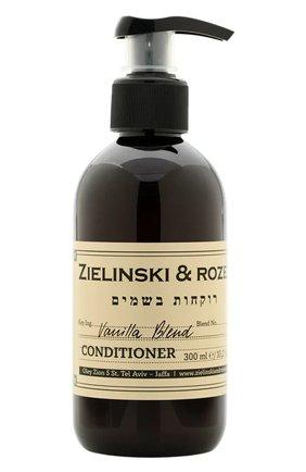 Кондиционер для волос vanilla blend ZIELINSKI&ROZEN бесцветного цвета, арт. 7290116440408 | Фото 1
