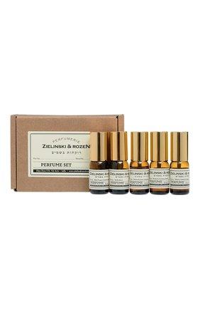 Набор парфюмерной воды ZIELINSKI&ROZEN бесцветного цвета, арт. 4603720459460 | Фото 1