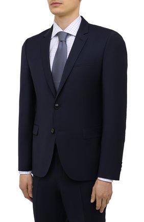 Мужской костюм HUGO темно-синего цвета, арт. 50450994 | Фото 2