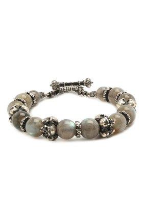 Женский браслет GL JEWELRY серебряного цвета, арт. PB167 | Фото 1