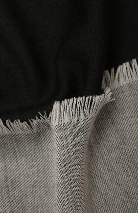 Женская шаль logo BALMUIR черного цвета, арт. 2110011   Фото 2