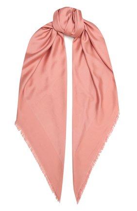 Женская шаль capri BALMUIR розового цвета, арт. 310700   Фото 1