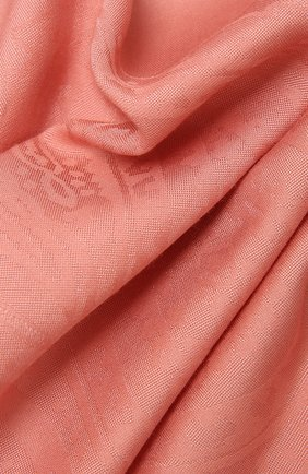 Женская шаль capri BALMUIR розового цвета, арт. 310700   Фото 2