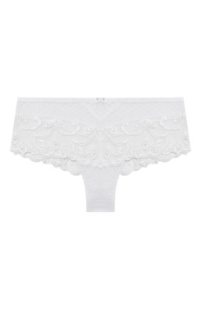 Женские трусы-шорты AUBADE белого цвета, арт. OF70 | Фото 1