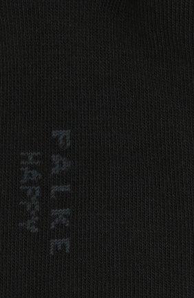 Женские комплект из двух пар носков FALKE темно-синего цвета, арт. 46418 | Фото 2 (Материал внешний: Хлопок)