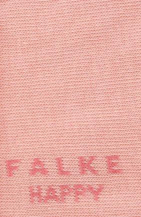 Женские комплект из двух пар носков FALKE розового цвета, арт. 46418 | Фото 2 (Материал внешний: Хлопок)