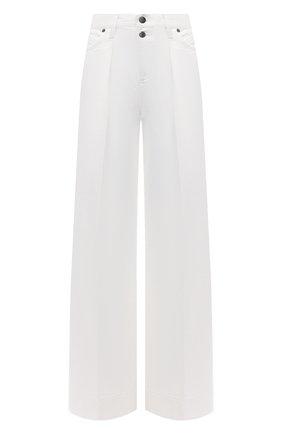 Женские джинсы FRAME DENIM белого цвета, арт. MPJ171   Фото 1
