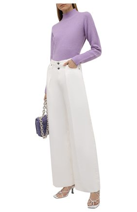 Женские джинсы FRAME DENIM белого цвета, арт. MPJ171   Фото 2