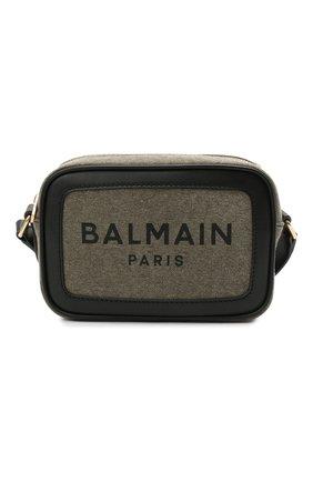 Женская сумка b-army BALMAIN хаки цвета, арт. WN1BA663/TCPY | Фото 1