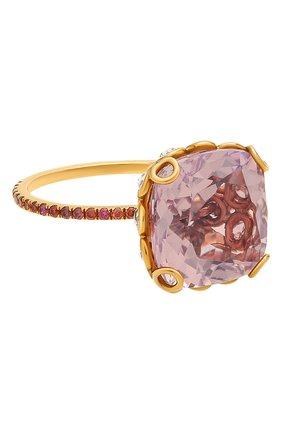Женские кольцо LITO бесцветного цвета, арт. R-L-093   Фото 1