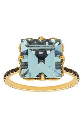 Женские кольцо LITO бесцветного цвета, арт. R-L-570   Фото 2