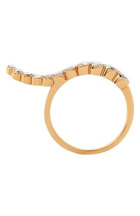 Женские кольцо SOPHIE BILLE BRAHE бесцветного цвета, арт. 16799R   Фото 2