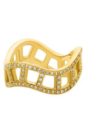 Женские кольцо SOPHIE BILLE BRAHE бесцветного цвета, арт. RI216_ECH_WH   Фото 1