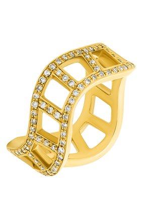 Женские кольцо SOPHIE BILLE BRAHE бесцветного цвета, арт. RI216_ECH_WH   Фото 2