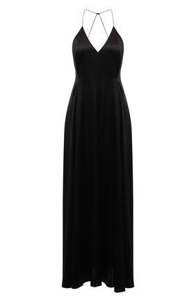 Женское платье DANIILBERG черного цвета, арт. D004 | Фото 1