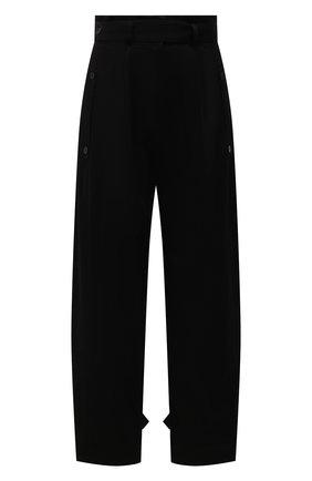 Женские хлопковые брюки RUBAN черного цвета, арт. RPS21-7.1.51.2   Фото 1