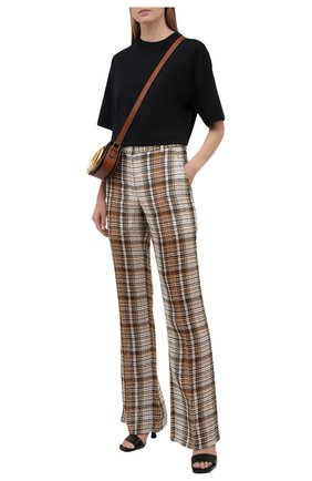 Льняные брюки | Фото №2