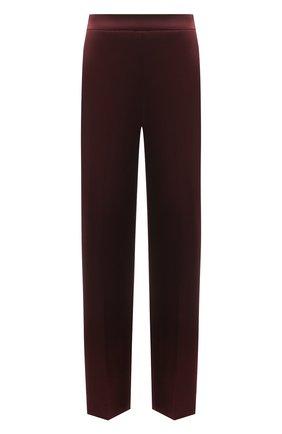 Женские брюки ESCADA бордового цвета, арт. 5025741 | Фото 1