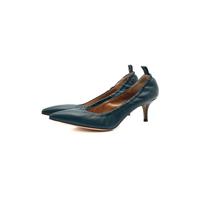 Кожаные туфли Gianvito Rossi