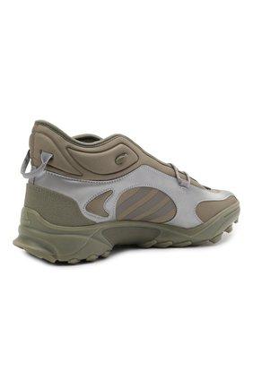 Мужские кроссовки adidas x 032c gsg running tr ADIDAS хаки цвета, арт. FY5376   Фото 4 (Материал внешний: Текстиль; Материал внутренний: Текстиль; Подошва: Массивная)