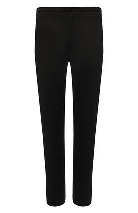 Мужские хлопковые брюки POLO RALPH LAUREN черного цвета, арт. 710740566 | Фото 1