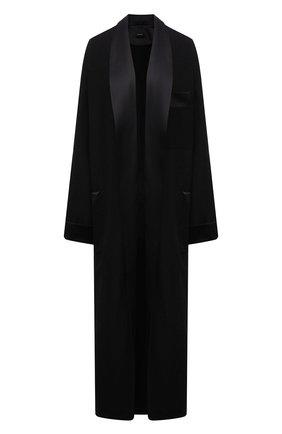 Женская накидка DANIILBERG черного цвета, арт. B002VS | Фото 1