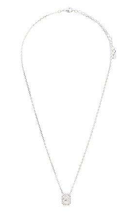 Женская кулон на цепочке кольцо millenia SWAROVSKI серебряного цвета, арт. 5599177 | Фото 1