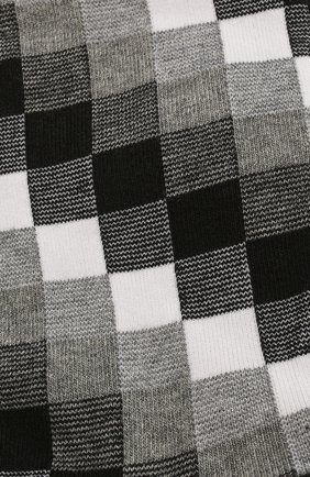 Мужские хлопковые носки BURLINGTON серого цвета, арт. 21933 | Фото 2