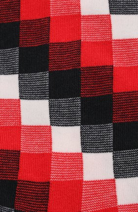 Мужские хлопковые носки BURLINGTON красного цвета, арт. 21933 | Фото 2