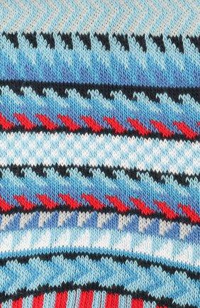Мужские хлопковые носки BURLINGTON разноцветного цвета, арт. 21944 | Фото 2