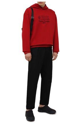 Мужские сабо adidas x 032c gsg ADIDAS черного цвета, арт. GZ5581 | Фото 2