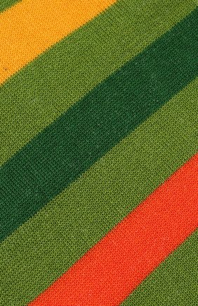 Мужские хлопковые носки GALLO зеленого цвета, арт. AP103161 | Фото 2