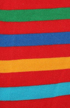 Мужские хлопковые носки GALLO красного цвета, арт. AP103161 | Фото 2