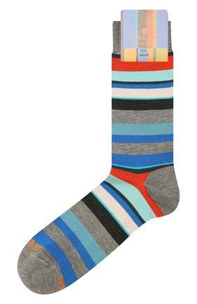 Мужские хлопковые носки GALLO разноцветного цвета, арт. AP103173 | Фото 1