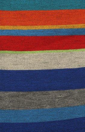 Мужские хлопковые носки GALLO разноцветного цвета, арт. AP103173 | Фото 2
