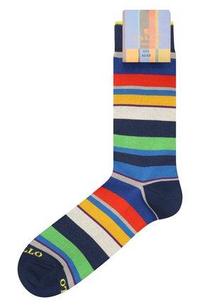 Мужские хлопковые носки GALLO разноцветного цвета, арт. AP103480 | Фото 1
