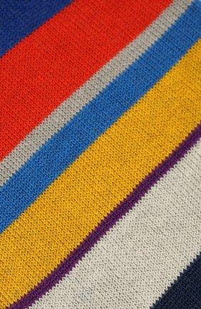Мужские хлопковые носки GALLO разноцветного цвета, арт. AP103480 | Фото 2