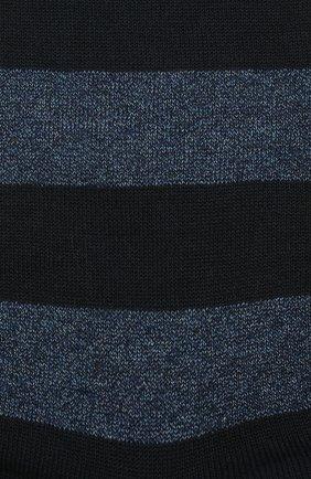 Мужские хлопковые носки GALLO синего цвета, арт. AP103551 | Фото 2