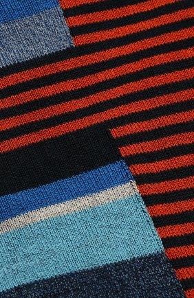 Мужские хлопковые носки GALLO разноцветного цвета, арт. AP502382 | Фото 2