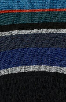 Мужские хлопковые подследники GALLO темно-синего цвета, арт. AP508364 | Фото 2