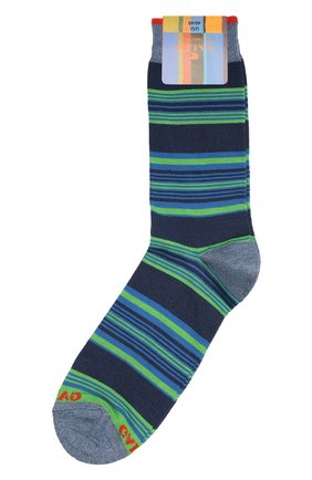 Мужские хлопковые носки GALLO разноцветного цвета, арт. AP511697 | Фото 1