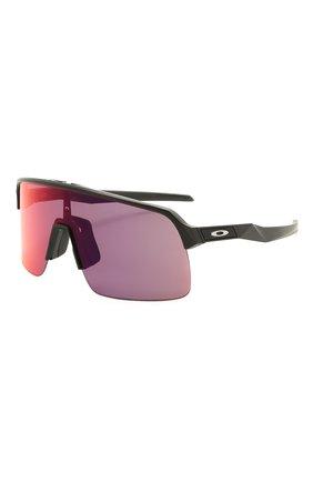 Женские солнцезащитные очки OAKLEY бордового цвета, арт. 9463-946301 | Фото 1
