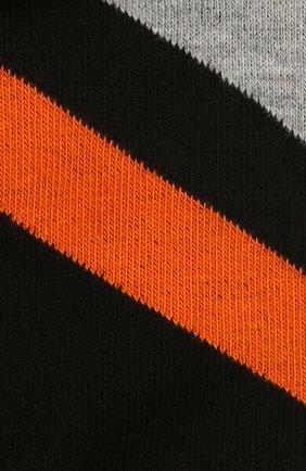 Мужские хлопковые носки BURLINGTON черного цвета, арт. 21929 | Фото 2