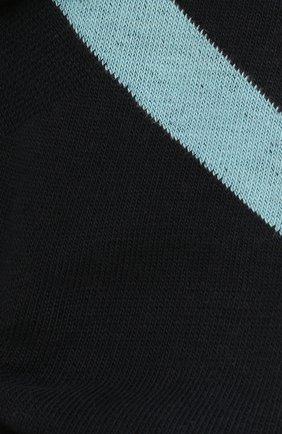 Мужские хлопковые носки BURLINGTON темно-синего цвета, арт. 21929 | Фото 2